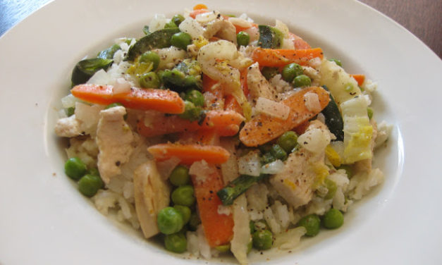 Easy, Delicious Thai Curry