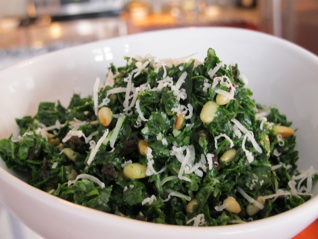 Melt-in-Your-Mouth Kale Salad