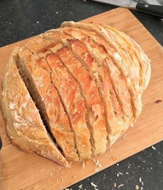 Crazy Easy, Beautiful and Delicious Homemade Artisan Bread