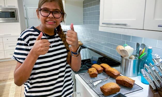 Mom's Delicious Pumpkin Bread
